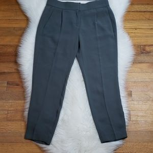 J. Crew Pleated Crepe Trouser NWT
